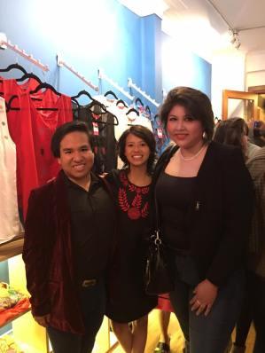 En la inauguración de Frida México