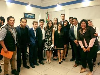 Comision de Jóvenes COPARMEX - Líderes en Potencia